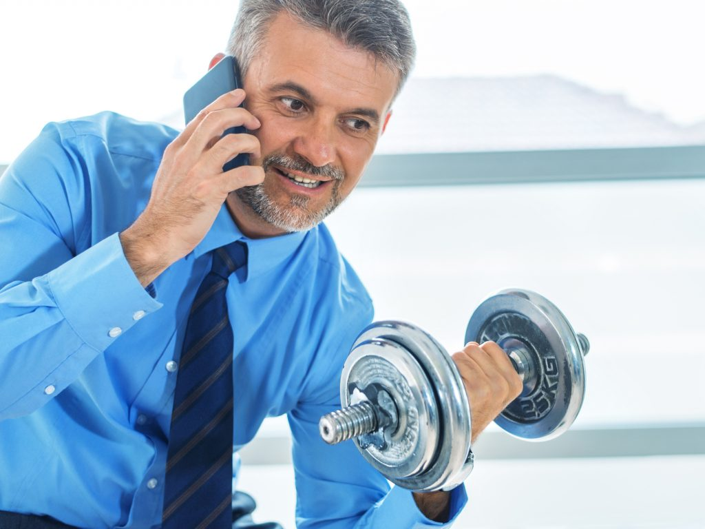 gym franchise owner